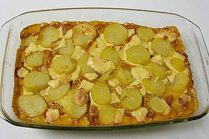 Kartoffel - Sauerkraut - Auflauf 8