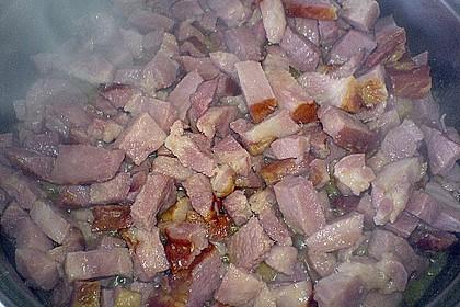 Kartoffel - Sauerkraut - Auflauf 10