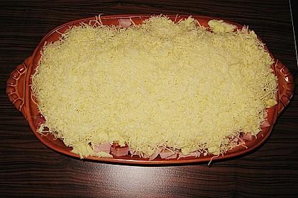 Kartoffel - Sauerkraut - Auflauf 4