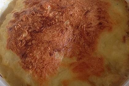 Kartoffel - Sauerkraut - Auflauf 5