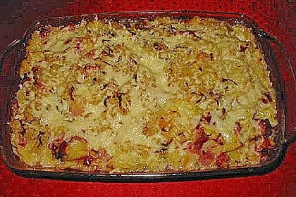 Kartoffel - Sauerkraut - Auflauf 20