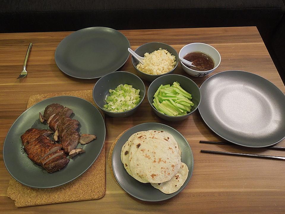 Schnelle Peking - Ente - Ein tolles Rezept | Chefkoch.de