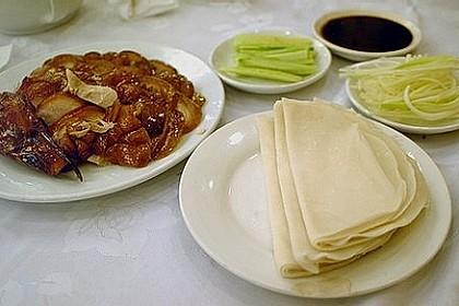 Schnelle Peking - Ente 4