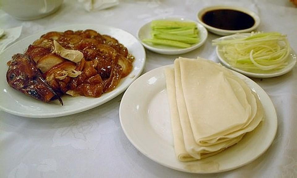 Mandarin Chinese Food