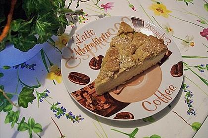 Rhabarberkuchen mit Vanillecreme und Streusel 196