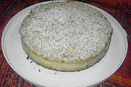 Rhabarberkuchen mit Vanillecreme und Streusel 169