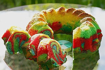 Alinas Papageienkuchen