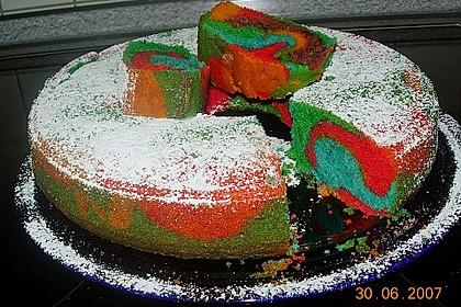 Alinas Papageienkuchen 2