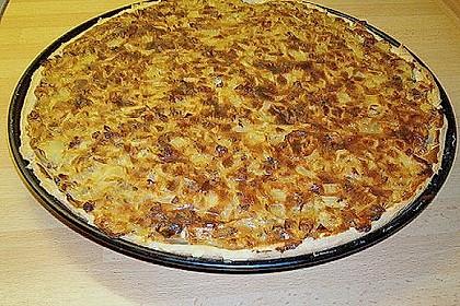 Schwäbischer Zwiebelkuchen mit Speck 15