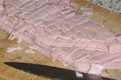 Champignon - Schinken  Raclette 1