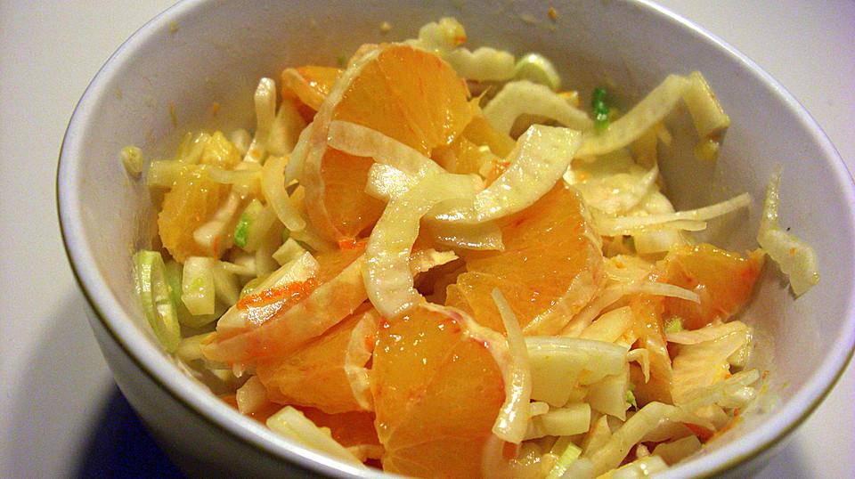 orangen fenchel salat rezept mit bild von priem. Black Bedroom Furniture Sets. Home Design Ideas