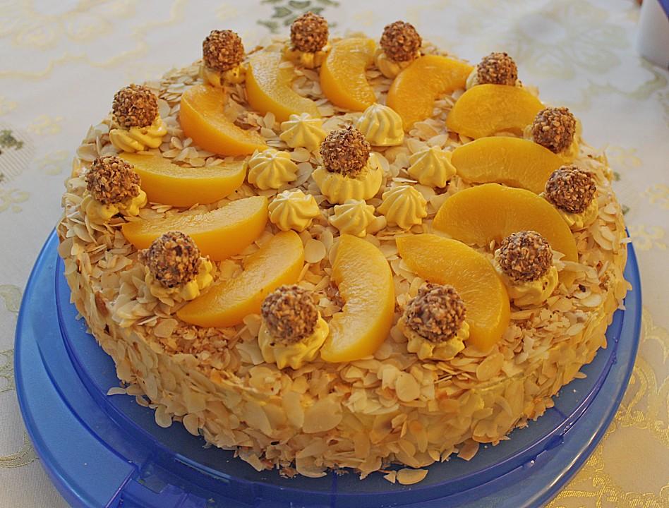 Giotto pfirsich kuchen rezept