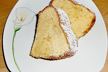 Ricotta - Vanille Kuchen 6
