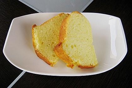 Ricotta - Vanille Kuchen 10