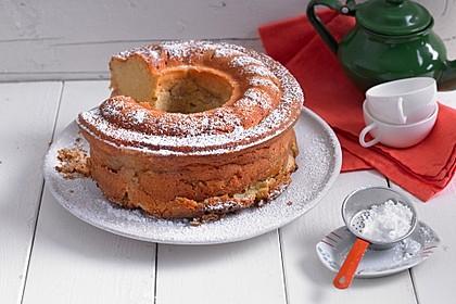Ricotta - Vanille Kuchen 1