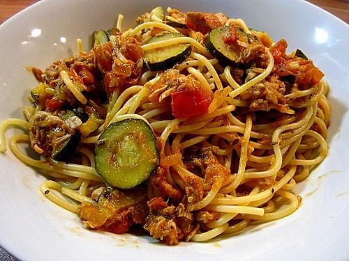 schnelle spaghetti mit thunfisch rezepte suchen. Black Bedroom Furniture Sets. Home Design Ideas