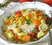 Meine Gemüsesuppe mit Kassler