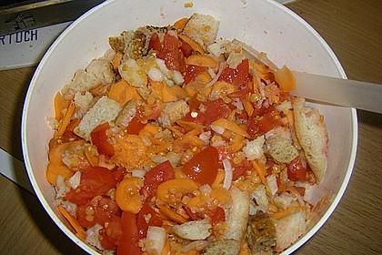Schneller Fenchelauflauf mit Tomaten und altem Brot 3