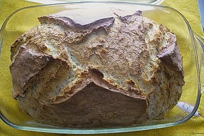 Kinder-Caro Kaffee Brot