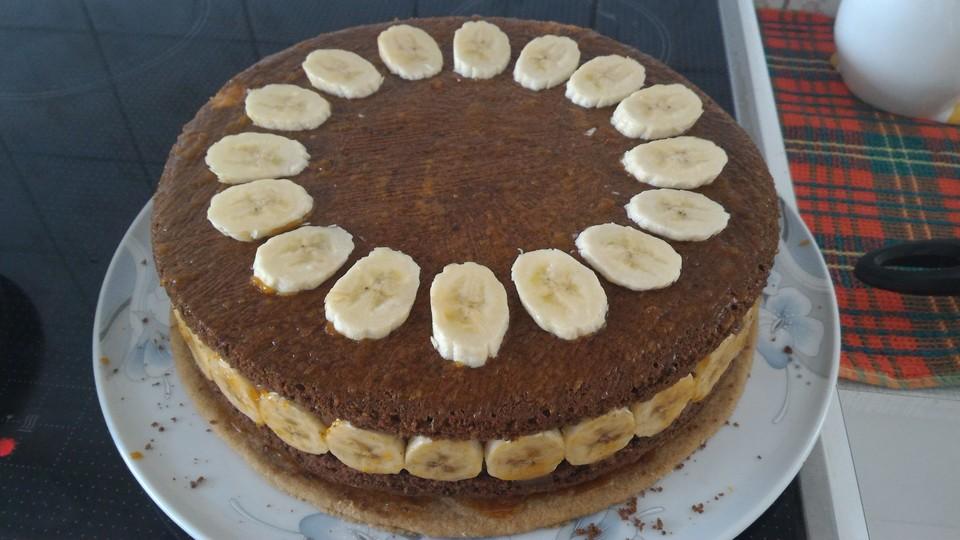Bananen kuchen costa rica