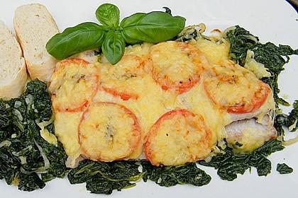 Fisch Florentiner Art
