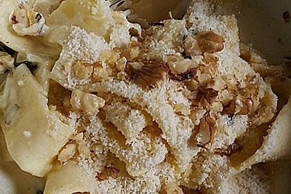 Linguine mit Kokos-Limetten Sauce 16