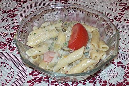 Amerikanischer Nudelsalat 8
