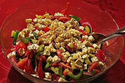 Griechischer Salat Viniferia Art 12