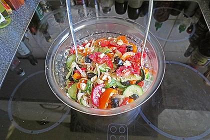 Griechischer Salat Viniferia Art 14