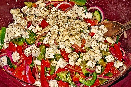 Griechischer Salat Viniferia Art 10