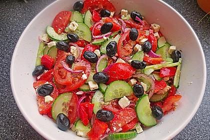 Griechischer Salat Viniferia Art 2