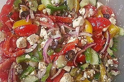 Griechischer Salat Viniferia Art 11