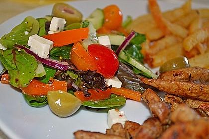 Griechischer Salat Viniferia Art 3