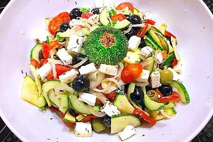Griechischer Salat Viniferia Art 1