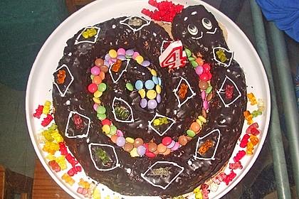Schokoladenschlange 4