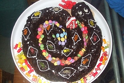 Schokoladenschlange 6
