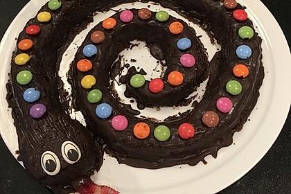 Schokoladenschlange 2