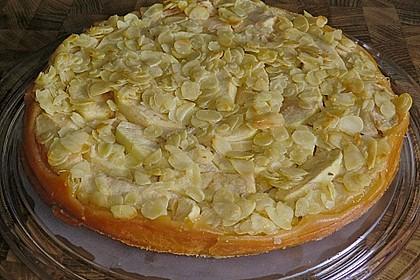 Stevia Apfelkuchen
