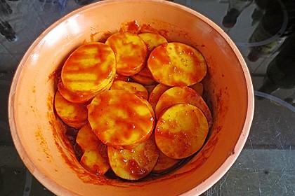 Backofenkartoffel BBQ-Style 14