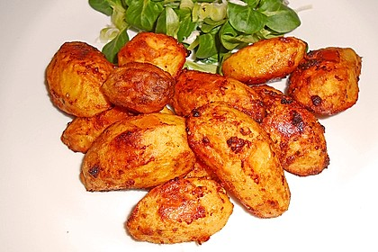 Backofenkartoffel BBQ-Style 6