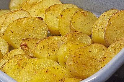 Backofenkartoffel BBQ-Style 7