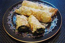 Vollkorn-Pfannkuchen überbacken