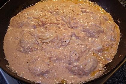 Chicken Makhani - indisches Butterhuhn 15