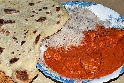Chicken Makhani - indisches Butterhuhn 7
