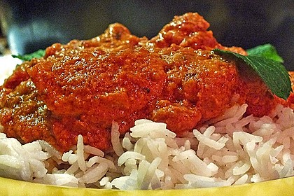 Chicken Makhani - indisches Butterhuhn 3