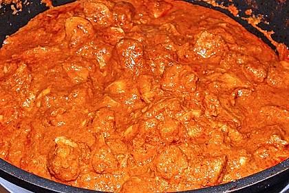 Chicken Makhani - indisches Butterhuhn 8