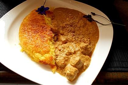 Chicken Makhani - indisches Butterhuhn 5