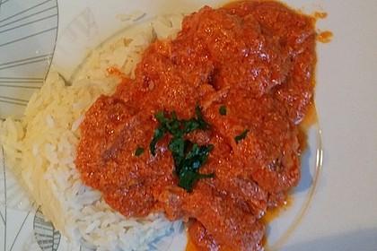 Chicken Makhani - indisches Butterhuhn 14