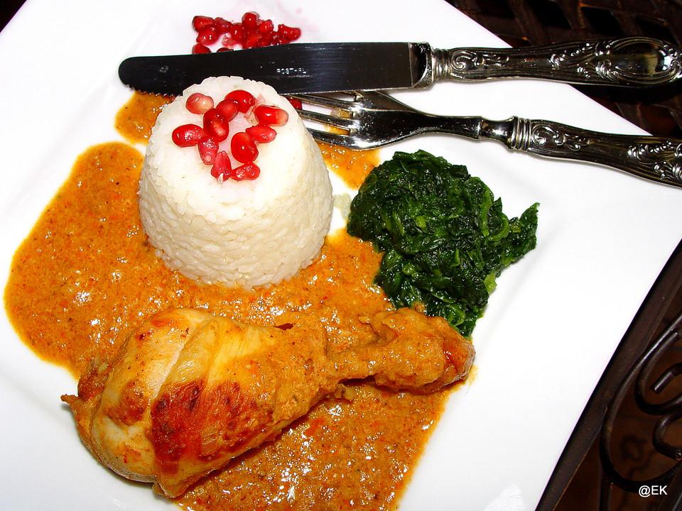 Chicken Makhani - indisches Butterhuhn