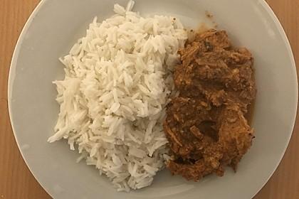 Chicken Makhani - indisches Butterhuhn 11